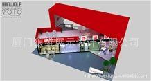 Special Booth Design for Xiamen Stone Fair