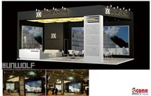 Stand Design and Fabrication for Xiamen Stone Fair