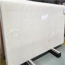 Translucent Snow White Onyx Slabs,Backlit Pure White Onyx Onix,Crystal White Onyx ,Absolute White Onix ,Iran White Onyx Stone