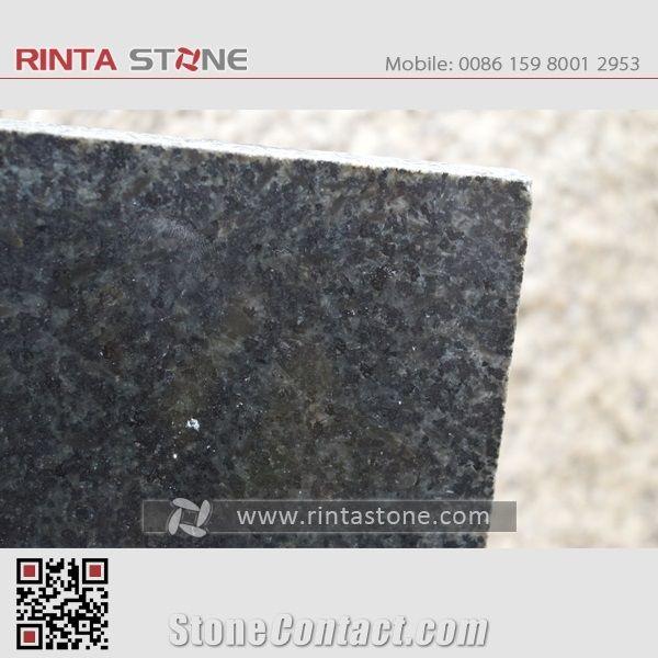 Burma Black Myanmar Dark Granite Stone Cut To Size Tiles Slabs From