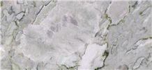 Jade Green Cloud Marble, Cloud Jade Slabs, Tiles