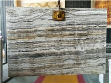 Gray Onyx,Polished Tiles&Slabs,Natural Building Stone Onyx with Line,Flooring,Feature Wall,Hotel Lobby,Bathroom,Living Room Project Decoration