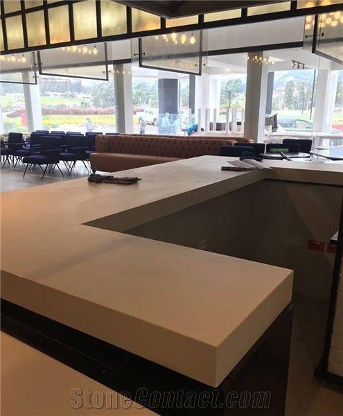 Quarzt Commercial Countertops From Ecuador 603470