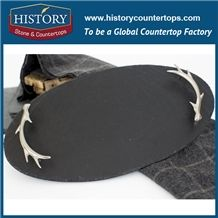Historystone Multi-Layer Slate Tiles Plate Can Customized According You