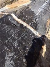 Black Aziza Marble