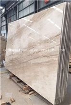 Dino Beige Marble,Turkish Daino Reale with Polished,Dianan Beige for Balustrades,Floor,Wall
