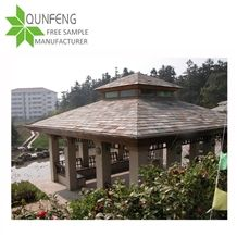 Natural Cheap Price for Rusty Brown Slate Roofing Coating Stone,Roof Tiles,Roofing Covering