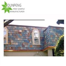 Split Surface Colorful Rusty and Multicolor Slate Roof Tile/Roofing Slate/Roofing Tiles/Roof Covering