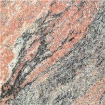 Juparana Red Granite Rustic Floor Tiles Granite Wall Covering Tiles