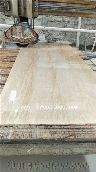 Silver Travertine Stone Tile Lowes