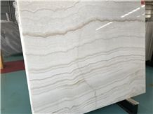 White Wooden Onyx Slabs and Tiles, Tiger Wooden Onyx Slabs