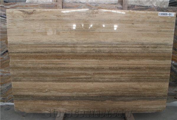 Roman Silveritaly Silver Travertine Tiles Slabs Grey Travertine