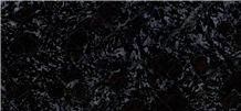 Night Rose Granite,Silhouette Black Granite Slabs & Tiles