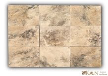 Silver Travertine Tumbled
