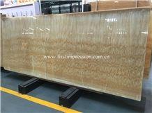Hot Sale China Honey Onyx Slabs&Tiles/ Yellow Onyx