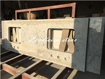 Bianco Carrara Kitchen Worktops, Countertops