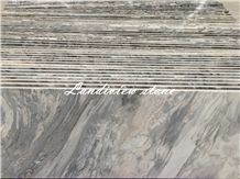 Marble Laminated Ceramic Composite Tiles, Ceramic Backed Panels, Ultra-Thin Marble Laminated Ceramic Tiles