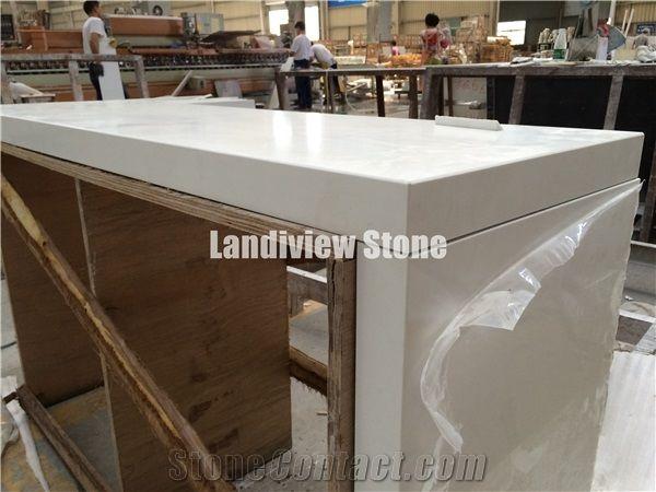Quartz Table Tops, Quartz Desk Top, Table Top Design