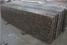 Baltic Brown Ed Granite Slabs & Tiles