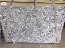 Alaska White Granite Slab ;Granite Floor Tiles ,Floor Covering,Granite Titles;