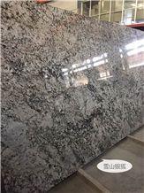 Snow Fall Granite Slab,Granite Wall Covering;Granite Floor Covering;Granite Tiles;Floor Tiles