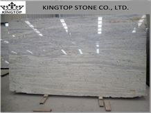 Natural Stone India Quarry New Thunder White Granite Slab
