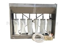 Bag Filtration System, Water Recycle System