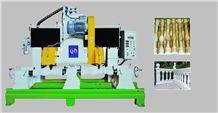Balustrade Carving, Profiling Machine