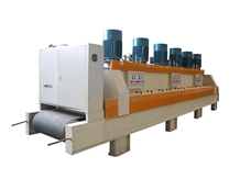 China Hot Sale Continuous Calibrating Machine for Marble, Automatic Stone Calibration Machine with High Quality,Cheap Price