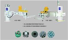China Supply Granite Manual Grinder