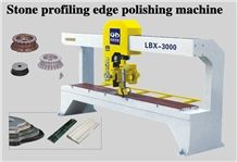 High Efficient Edge Grinding Machinery, Gantry Type Multi-Functional Grinder with Max. Processing