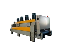 Most Popular Continuous Calibrating Machine for Marble, Automatic Stone Calibration Machine with High Quality