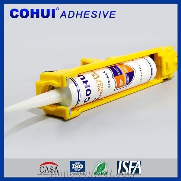 Mildew Proof Polyurethane Modified Epoxy Resin Sealant from China