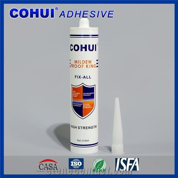 Mildew Proof Wall Tiles Epoxy Resin Adhesive from China