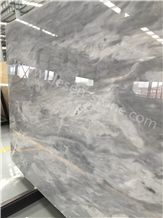 Aether Grey Marble Slabs&Tiles, Aether Gray/Ash Grey/Shay Grey/Cloudy Grey Marble Wall Covering Tiles/Floor Covering Tiles/Skirting/Cut to Size/Jumbo