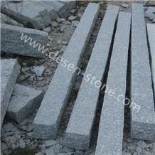 G603 Grey Granite Palisades/Pillars/Kerbstone/Curbstone