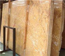 Karen Gold Marble Slabs&Tiles, Kellen Gold/Kellen Gold/Karen Golden Marble Stone Tv Background/Bookmatch/Wall Covering Tiles/Skirting/Decoration Stone