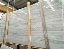Kavala Semi White Marble Stone Slabs&Tiles, Crystallina Semi White/Kavala Nova/Kawala White Marble Good for Hotel Project Paving Pattern/Flooring Tile