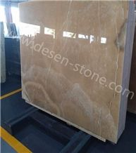 Peach Onyx Stone Slabs&Tiles Flooring/Wall Covering/Background/Lines