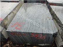 Silver Wave Marble Stone Blocks&Slabs&Tiles, Black Wood Vein/Black Forest/Black Wave/Black Wooden/Antico Wood/Zebra Black Marble Stone Block