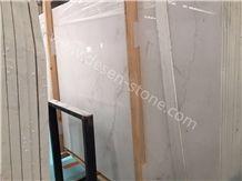 Volakas Semi White Marble Slabs&Tiles, Olympus White/Volakas White/Doxato Semi White/Dramas White Lktinos/Drama White/Macedonian White Marble Slabs