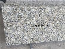 Beige/Yellow Butterfly Granite Countertops,Brazil Golden Granite Tops