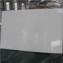 Chinese Carrara White Quartz Slabs-Carrara Quartz Tiles,Wall