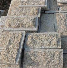 G682,Golden Garnet,Yellow Fantasy,Sunset Gold,G350,Shandong Rust Granite,China Rustic Yellow Beige Desert Gold Sand Sunset Granite,Wall,Project