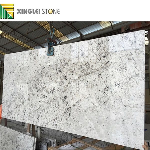 Galaxy White Granite Countertops Brazil