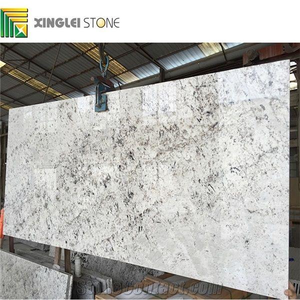 Galaxy White Granite Countertops Brazil White Granite