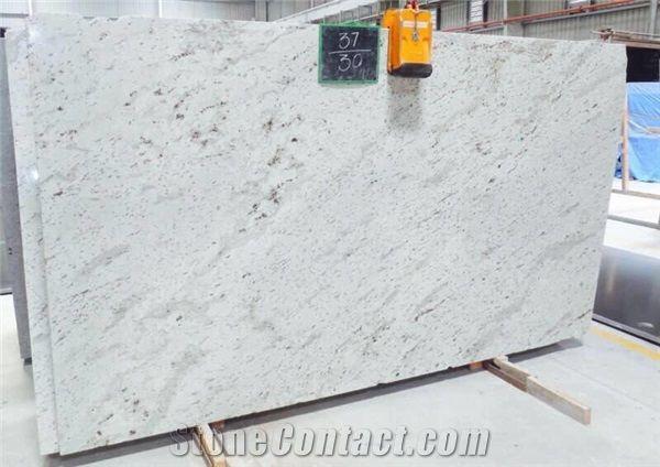 New Andromeda White Granite Slabs/Tiles for Kitchen ...