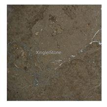 New Italian Gray Marble Slabs/Tiles for Kitchen Countertops/Bathroom Vanity Tops,Brown Marble, Turkey Brown/Grey Marble Tiles