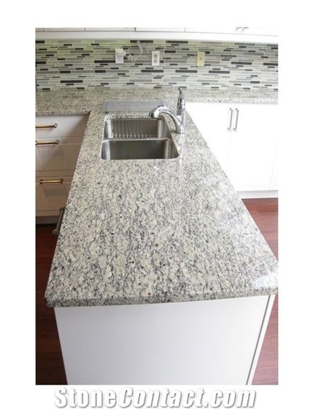 Santa Cecilia Light Granite Giallo St Stone