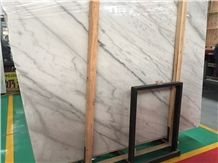 Guangxi White Marble, White Marble Slab